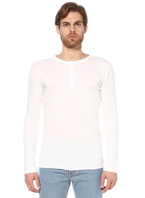 Edwin Tişört Beyaz
